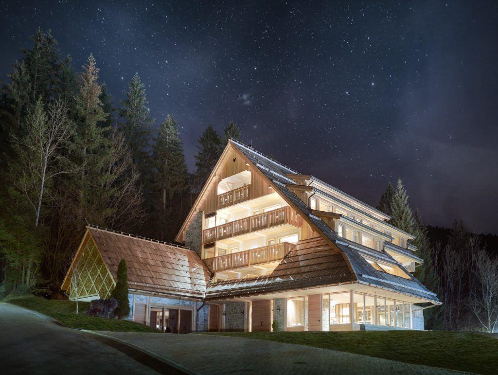 Vila Planinka, Zgornje Jezersko, Slovinsko