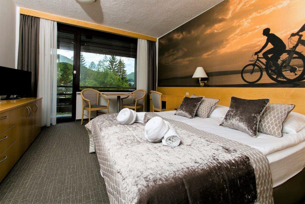Hotel Kompas, Kranjska Gora, Slovinsko
