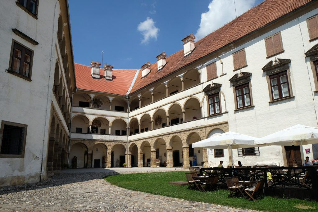 Ptujský hrad, Slovinsko