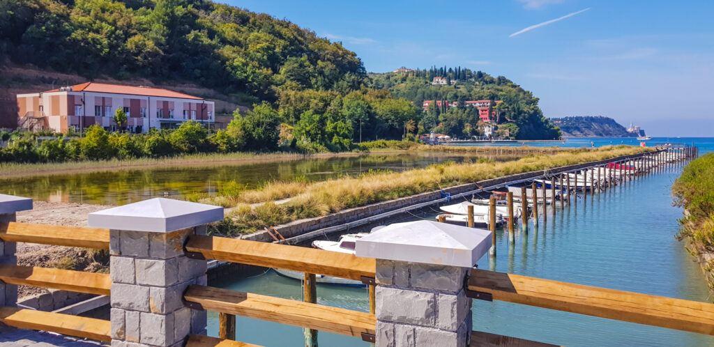 Hotel Lavender, Strunjan, Slovinsko