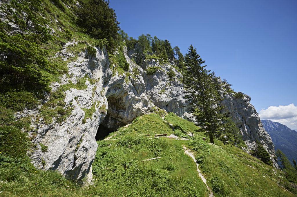 Potočka zijalka, Kamnicko-Savinjské Alpy, Slovinsko