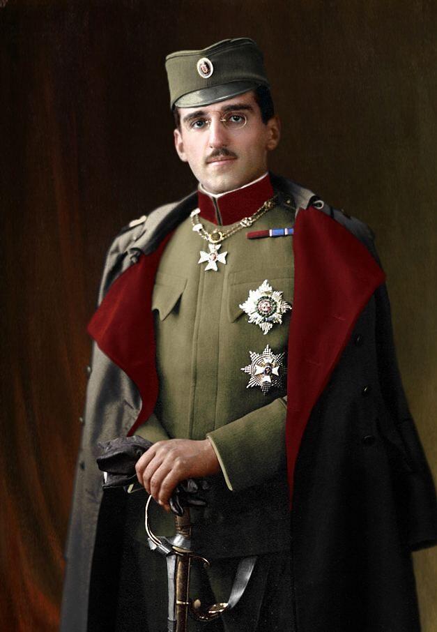 Král Alexandr I.