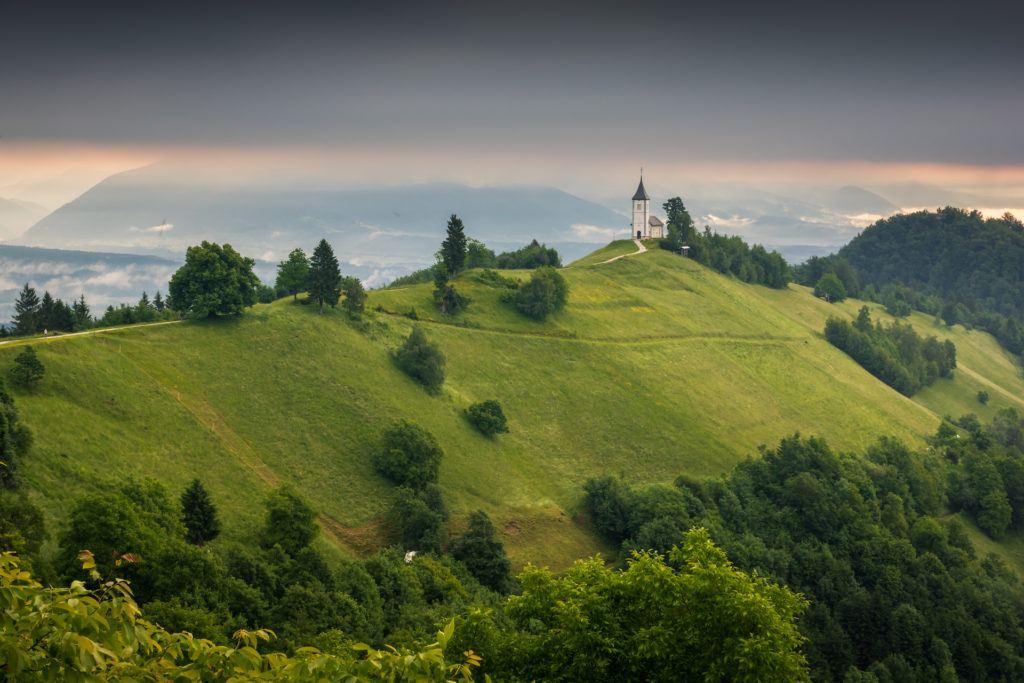 Krajina u Kranje, Slovinsko