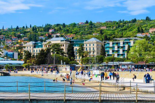 Portorož, Slovinsko