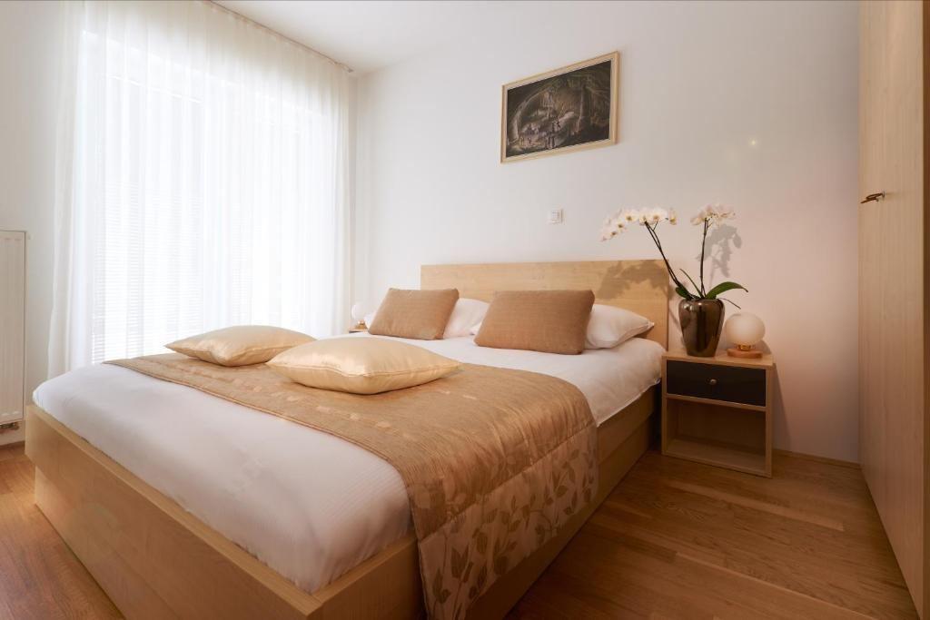 Apartmány Proteus, Postojna, Slovinsko