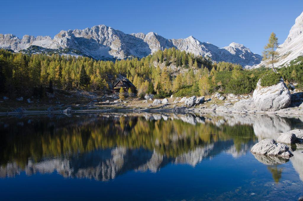 Dolina Triglavských jezer, Julské Alpy, Slovinsko