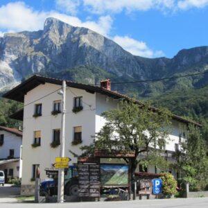 Pokoje Pri Lovrižu, Kobarid, Slovinsko