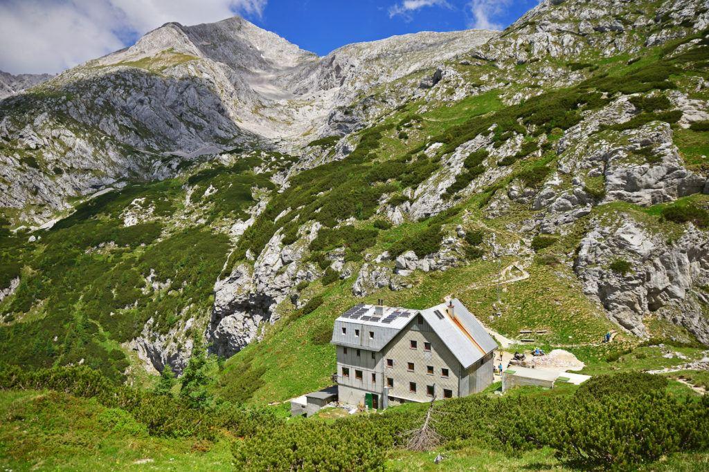 Kokrško sedlo pod Grintovcem, Kamnicko-Savinjské Alpy