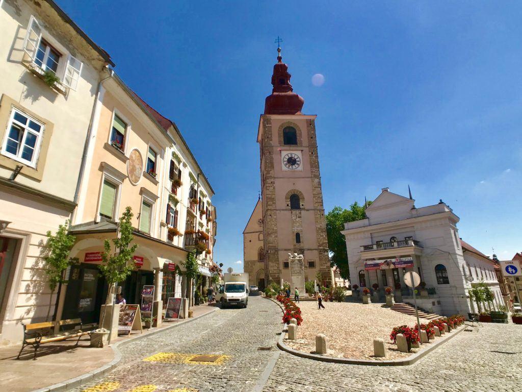 Mestni stolp, Ptuj, Slovinsko