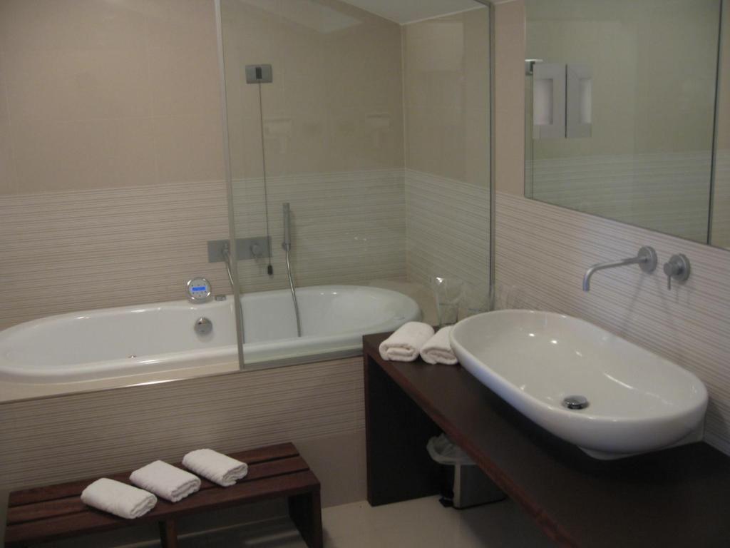 Hotel Hvala, Kobarid, Slovinsko