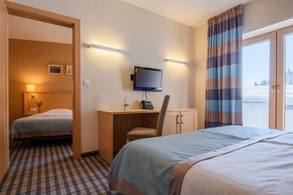 Hotel Golte, Kamnicko-Savinjské Alpy, Slovinsko