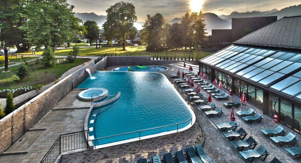 Bohinj Eco Hotel, Bohinjska Bistrica, Slovinsko