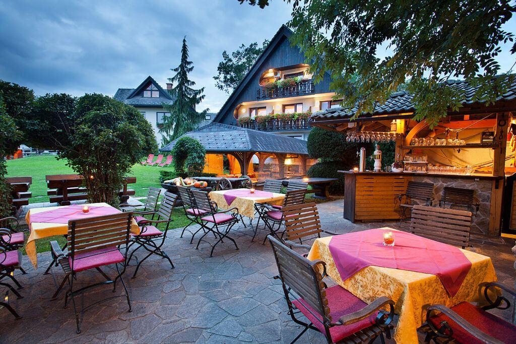 Penzion Alp, Bled, Slovinsko