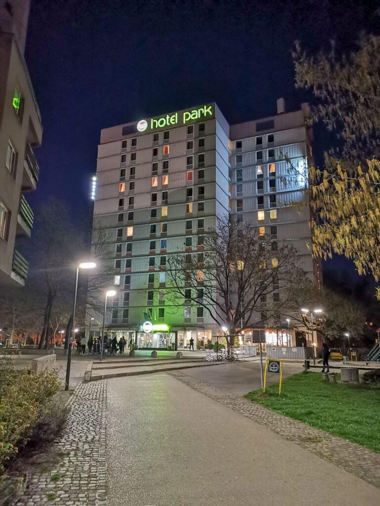 B&B Hotel Park, Lublaň