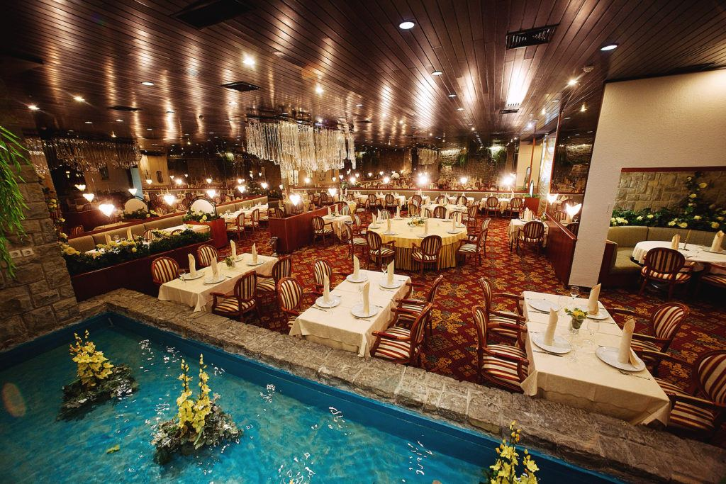Grand Hotel Bernardin, Portorož, Slovinsko. Foto: Hoteli Bernardin