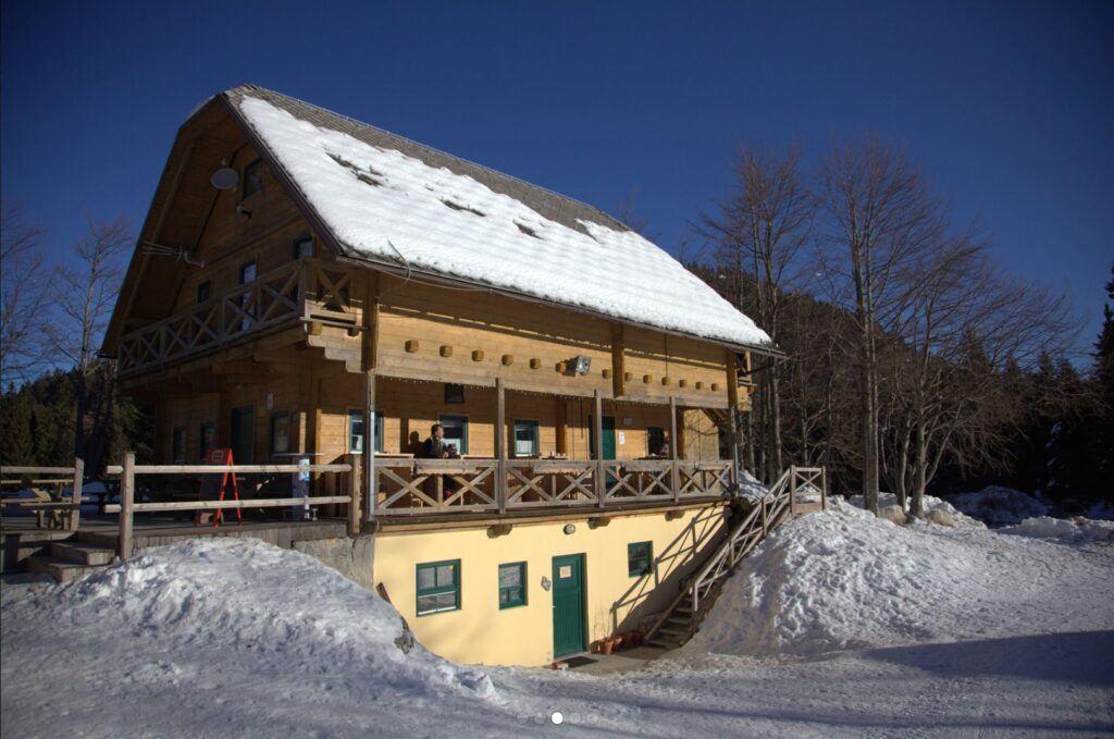 Guesthouse Brunarica, Soriška Planina, Slovinsko