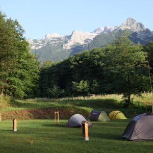Base Camp Bovec, Slovinsko