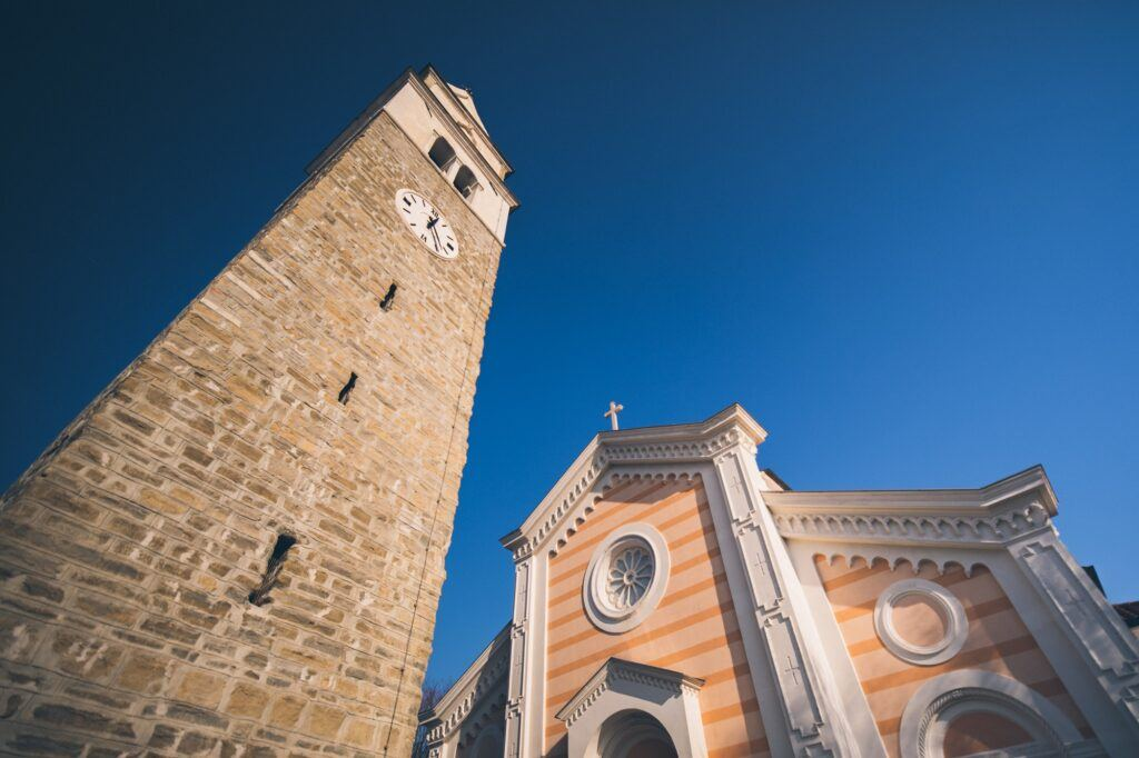 Kostel sv. Maura, Izola, Slovinsko