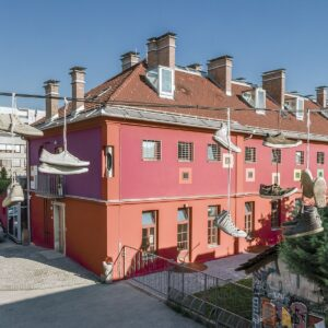 Hostel Celica, Lublaň, Slovinsko