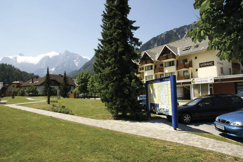 Apartmány Vitranc, Kranjska Gora, Slovinsko