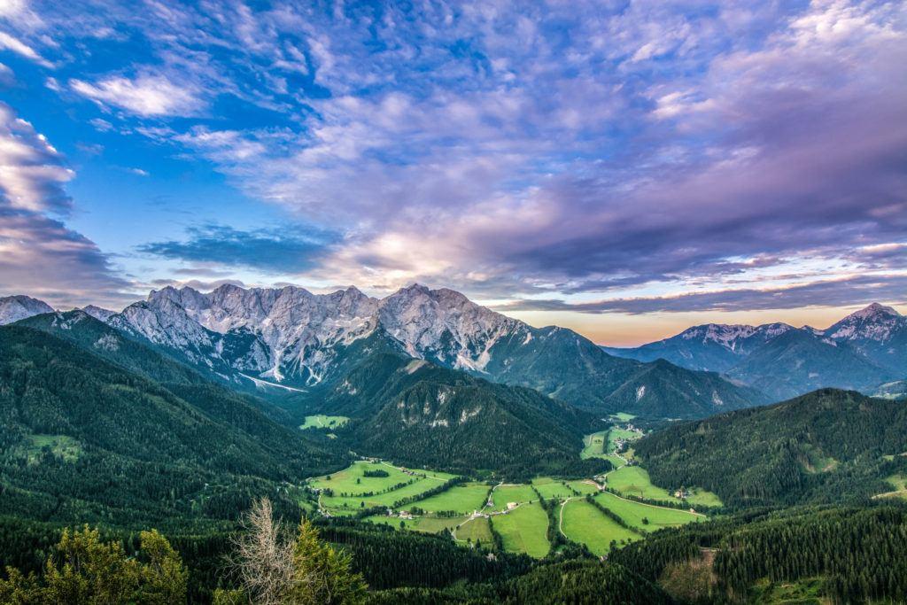 Zgornje Jezersko, Kamnicko-Savinjské Alpy, Slovinsko. Foto: TIC Jezersko