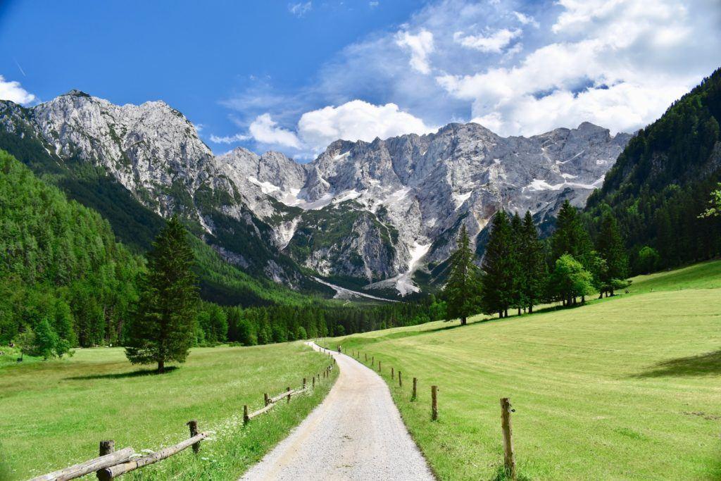 Jezersko, Kamnicko-Savinjské Alpy, Slovinsko