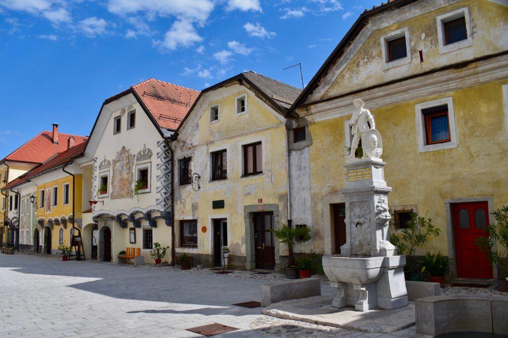 Radovljica, Slovinsko