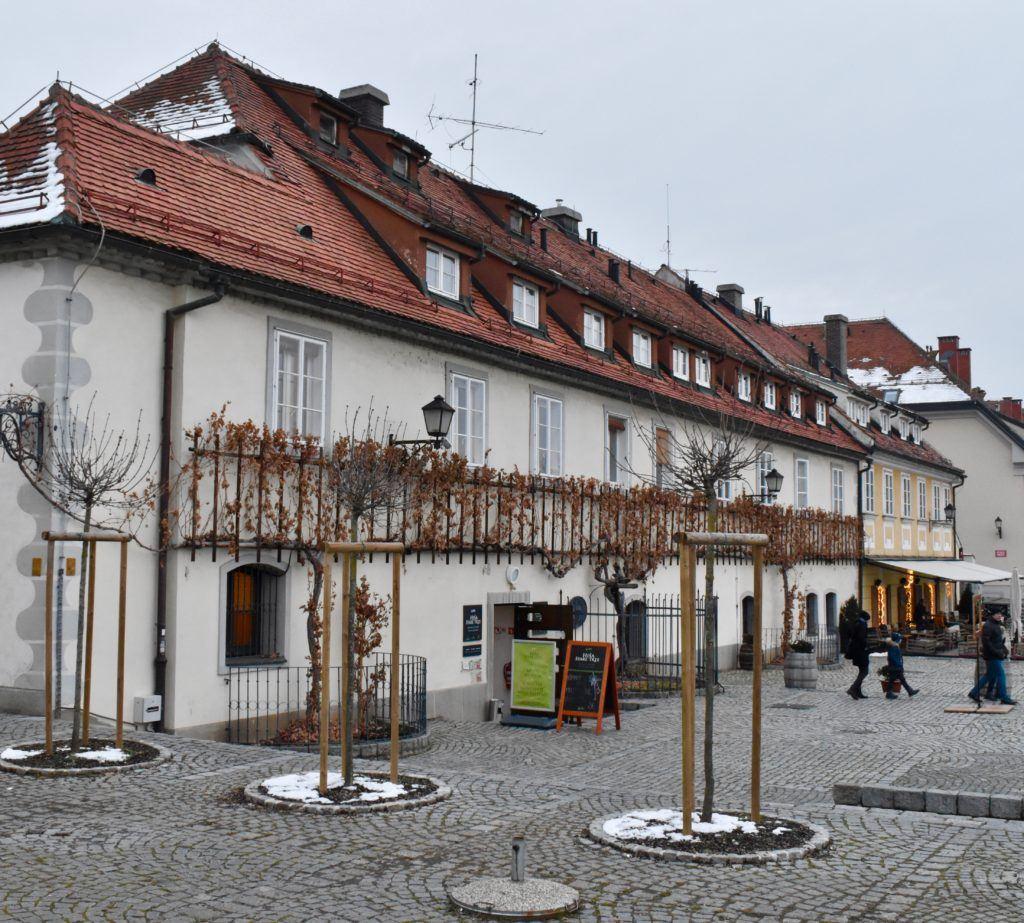 Hiša Stare trte, Maribor, Slovinsko