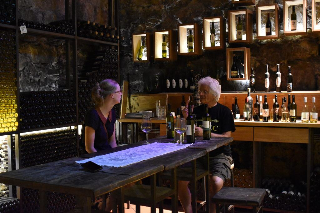 Vinařství Hlebec, Jeruzalem, Slovinsko
