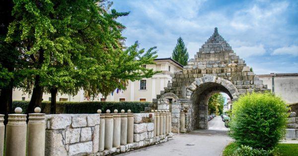 Emona, Lublaň, Slovinsko