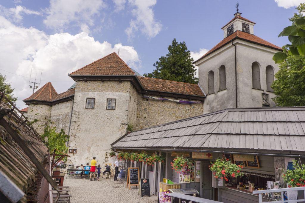 Šmarna gora, Lublaň, Slovinsko