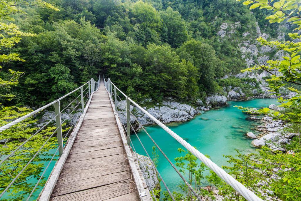 Bovec, Julské Alpy, Slovinsko