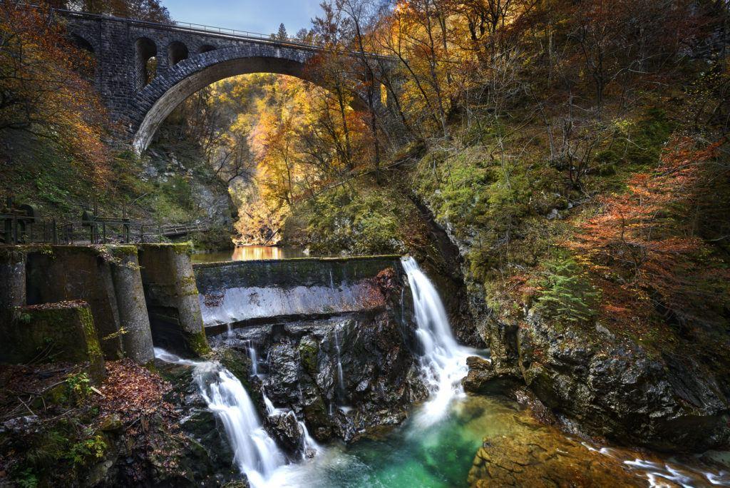 Vintgar, Bled, Slovinsko