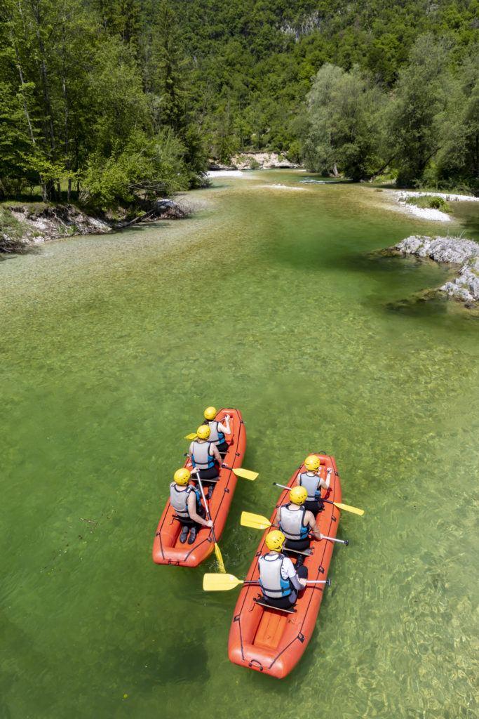 Sava Bohinjka, Slovinsko