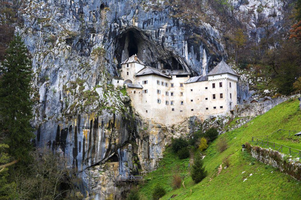 Hrad Predjama, Slovinsko