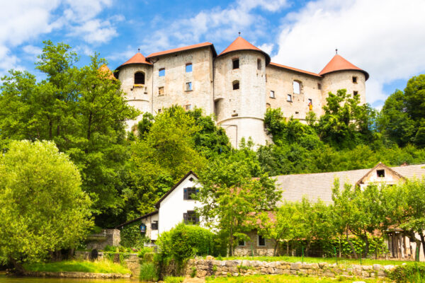 Žužemberk, Slovinsko