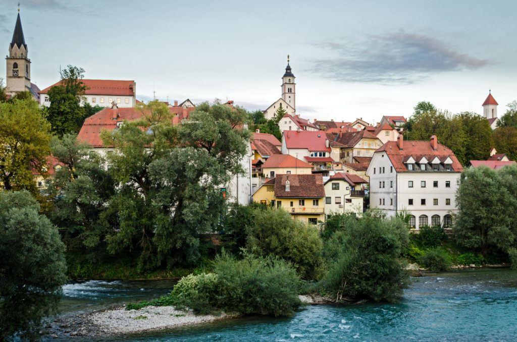 Kranj, Slovinsko
