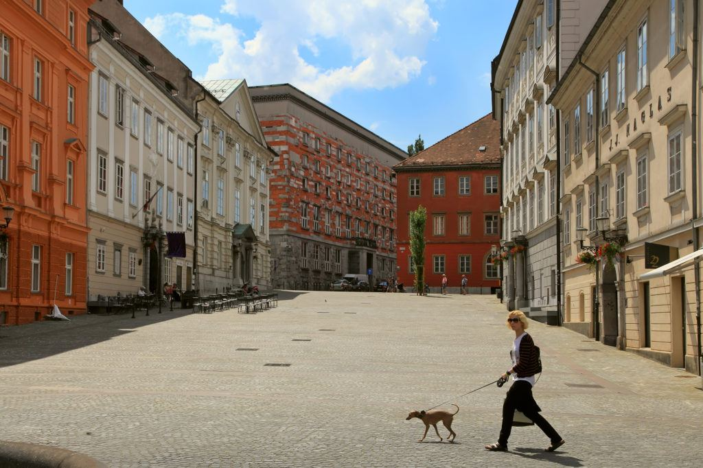 Lublaň, Slovinsko