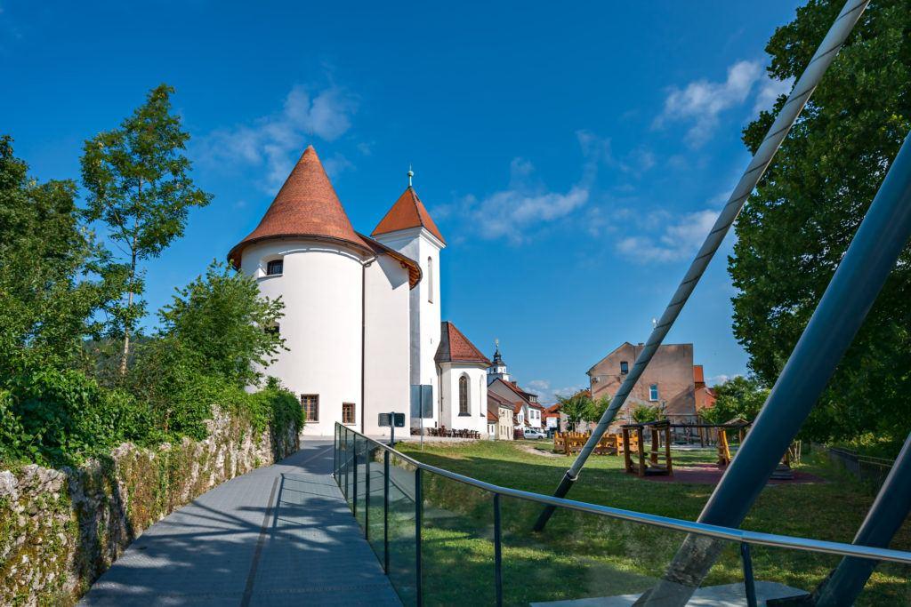 Pungert, Kranj, Slovinsko