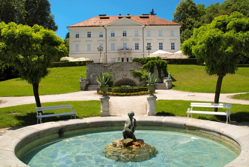 Park Tivoli, Lublaň, Slovinsko