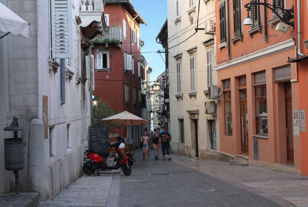 Koper, Slovinsko