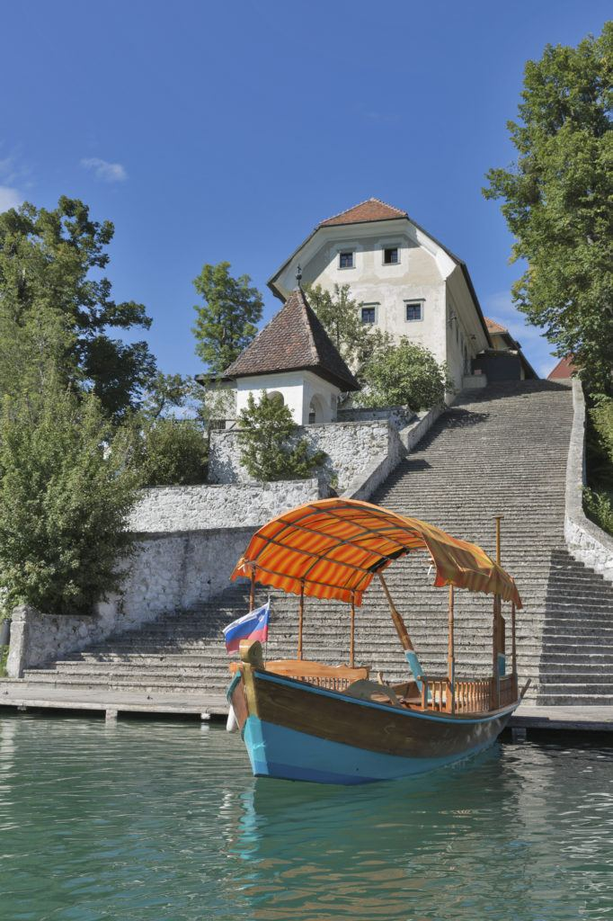 Bledský ostrov, Bled, Slovinsko