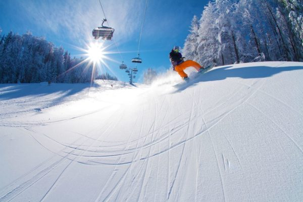 Skiareál Mariborsko Pohorje, Slovinsko