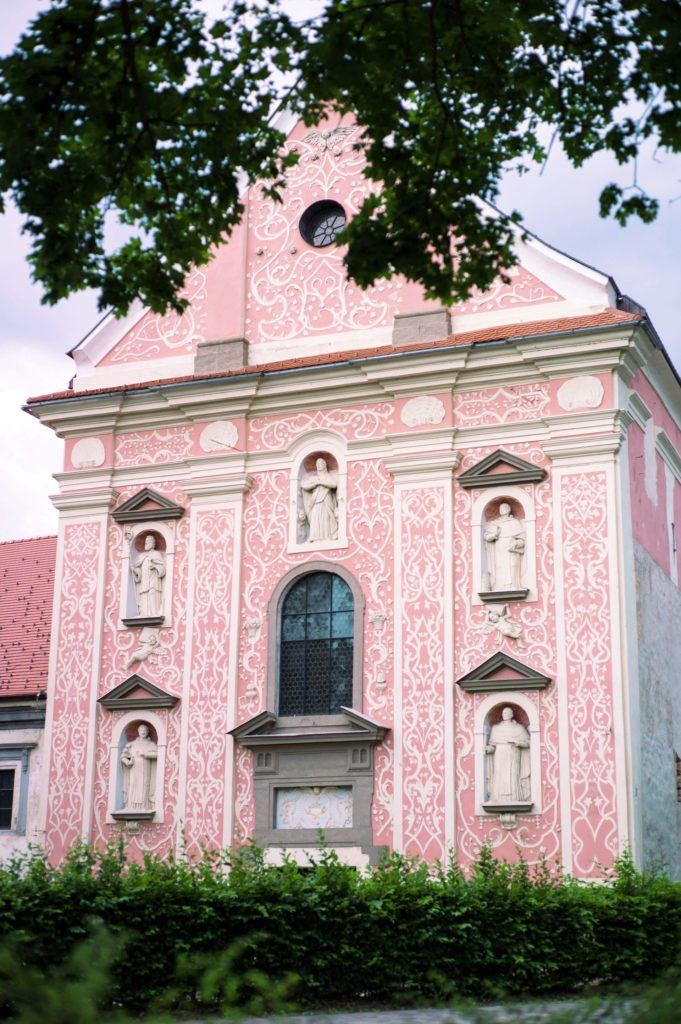 Dominikánský klášter, Ptuj, Slovinsko. Foto: Katja Gönc, Turizem Ptuj
