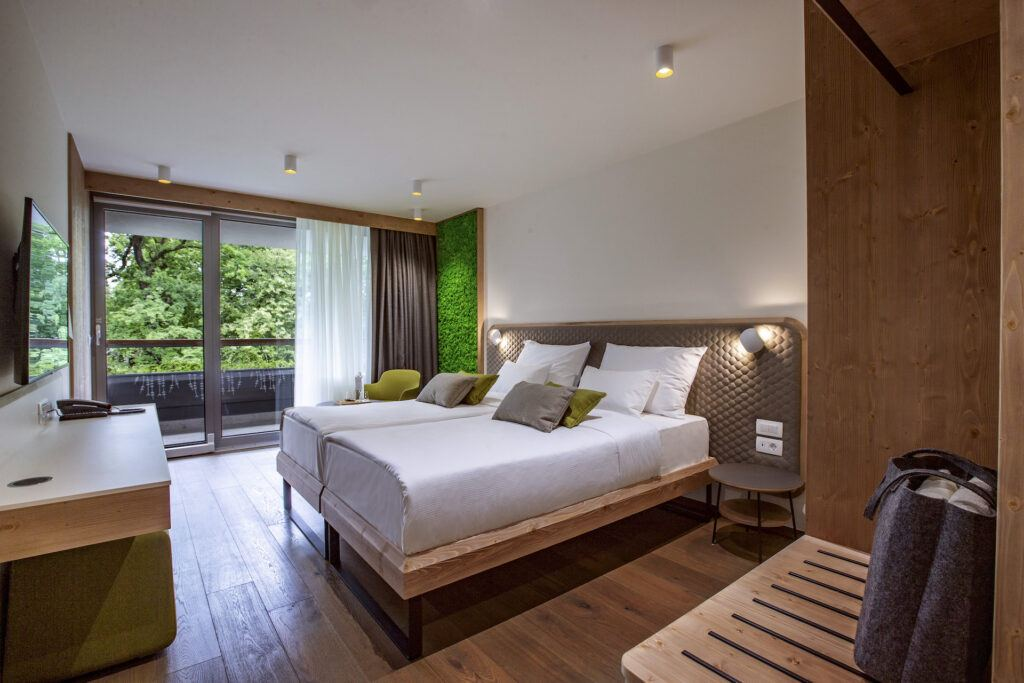 Hotel Park, Bled, Slovinsko