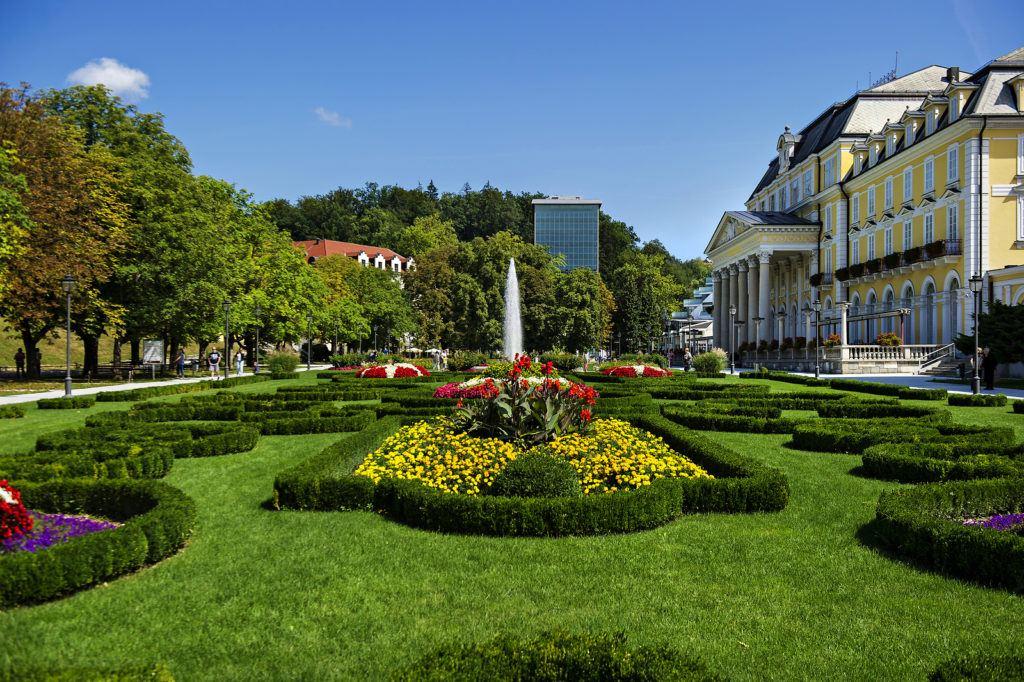 Lázně Rogaška Slatina, Slovinsko. Foto: Dean Dubokovič