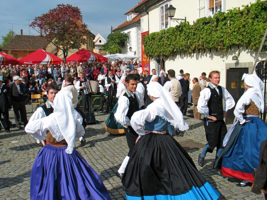 Festival Stare trte, Maribor, Slovinsko. Foto: Marko Petrej