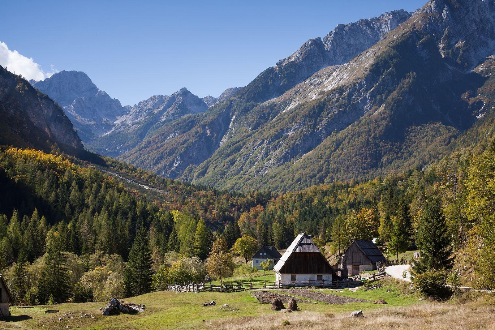Trenta, Slovinsko. Foto: Boris Pretnar