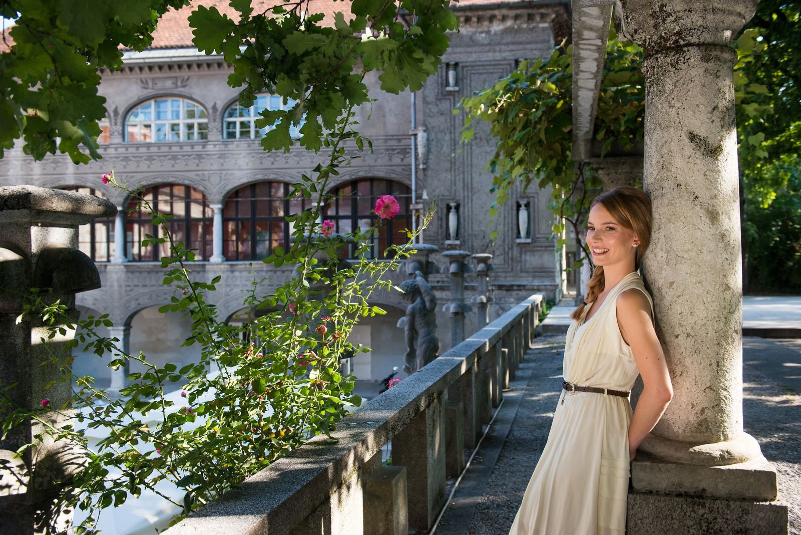 Kulturní areál Křižanke, Lublaň, Slovinsko. Foto: Mankica Kranjec