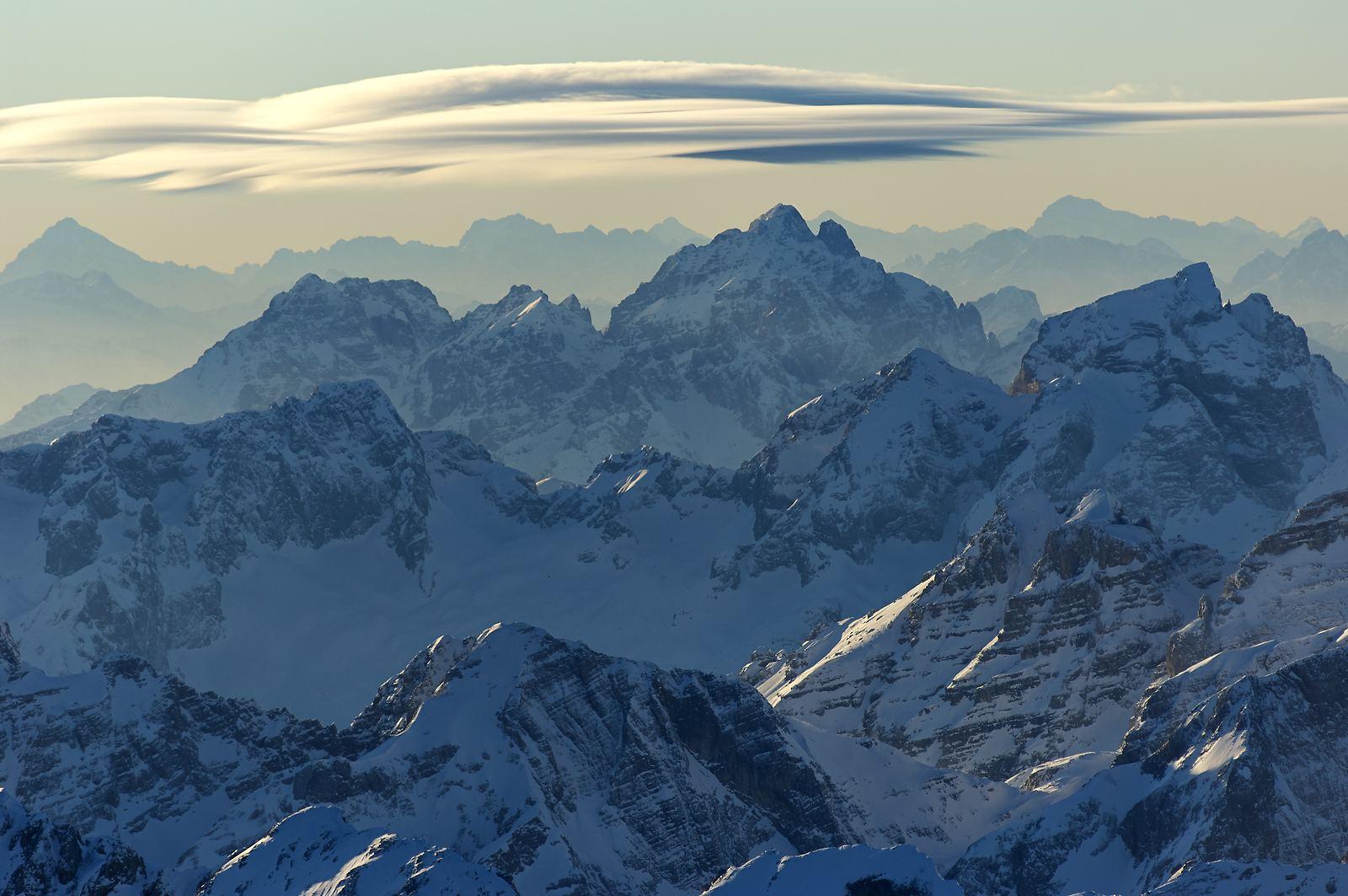 Julské Alpy, Slovinsko. Foto: Matevž Lenarčič